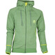 Edelrid Blockstar Zip Hoody Women green pepper